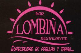Logo Bar Lombiña Restaurante